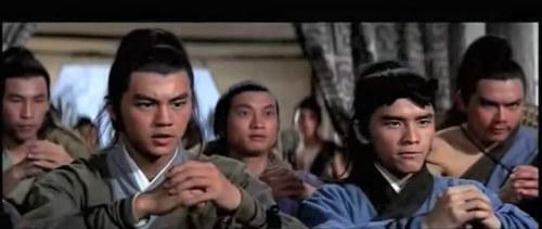 《十三太保》狄龙、姜大卫