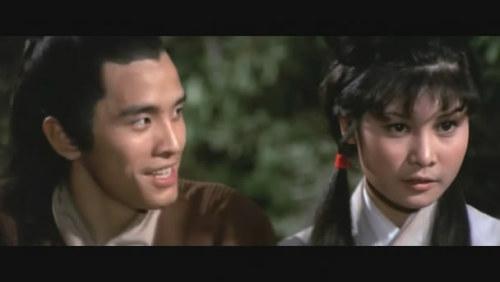 《游侠儿》姜大卫、李丽丽。《游侠儿》也是姜大卫主演的第一部戏。