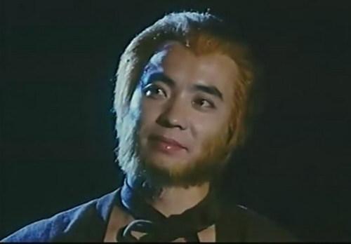 《大话西游之西行平妖》董志华饰孙悟空。整部电影有些倒胃口。