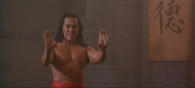 后来两兄弟拍《李小龙传》,张午郎变成这样了。