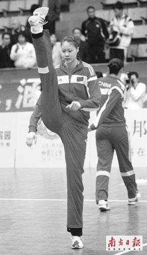 赵蕊蕊迅速恢复成为中国女排最乐观的消息
