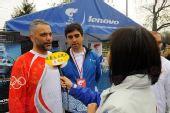 组图:奥运官网报道团在伊斯坦布尔报道