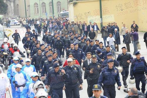 土耳其防暴警察