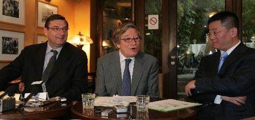 图文:法前体育部长出面 拉穆尔反对抵制奥运会
