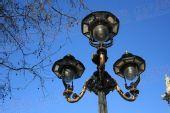 图文:英伦风情 街头路灯