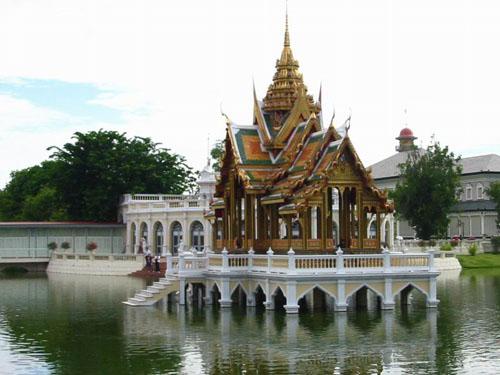 曼谷的王宫