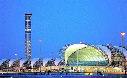 曼谷Suvarnabhumi国际机场