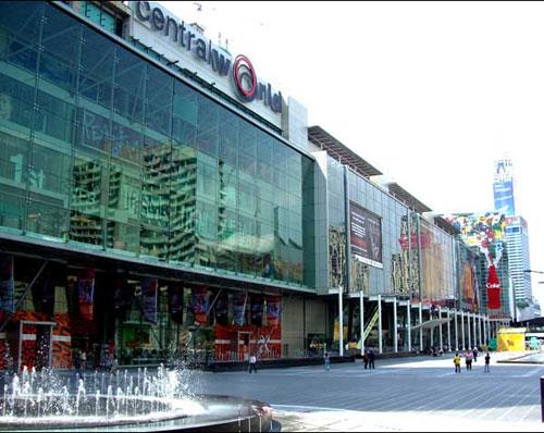 大型购物中心Central-World