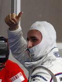 图文:[F1]巴林大奖赛正赛 库比卡杆位发车