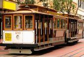 旧金山历史久远的独特交通工具——缆车(组图)