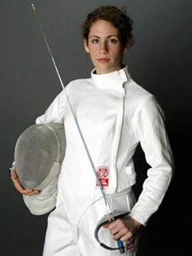 世界第一女剑客萨达·雅各布森