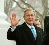 图文:美国现任总统小布什
