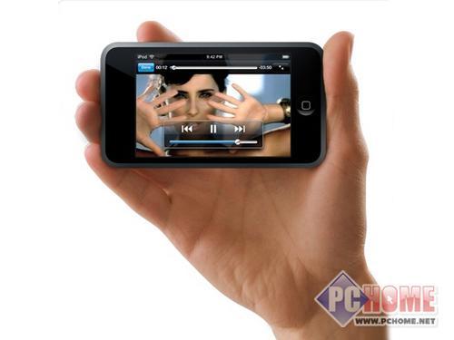 点击查看本文图片 苹果 iPod touch 8G - 魅力无限 新春专属男士必选MP3导购