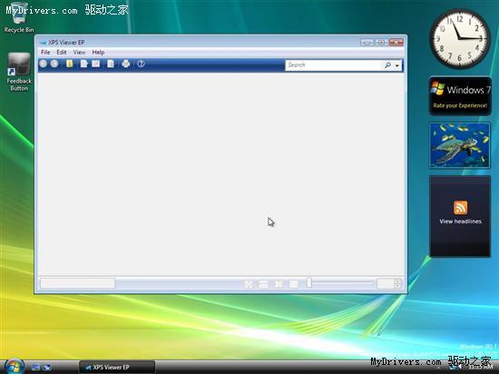 Windows 7 Build 6519美图15张
