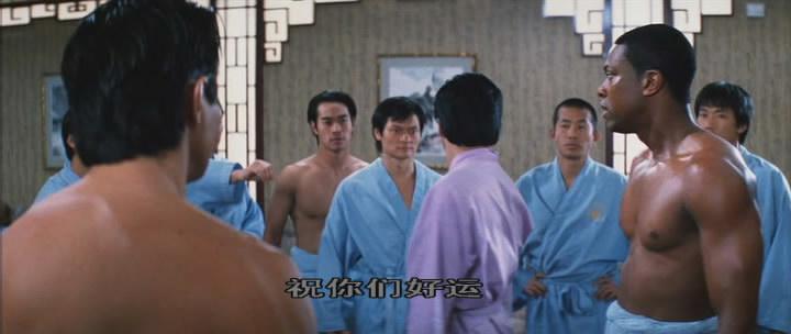 《尖锋时刻2》郑继宗、李忠志