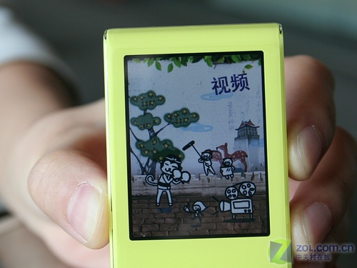 三星MOKI小猴登场 卡通MP3成时下热门