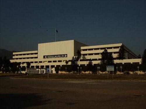 巴基斯坦议会大厦