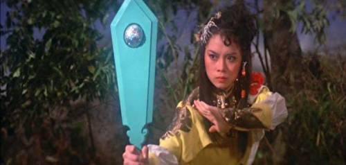 《武林圣火令》杨菁菁