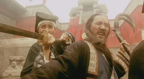 《东方不败》李嘉欣、任世官