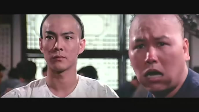 《败家仔》元彪、陈龙