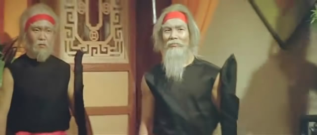 《赞先生与找钱华》孟海 元武