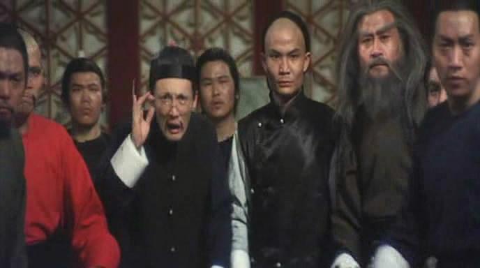 《三德和尚与舂米六》左三:火星、石天、陈龙、冯克安、王侠、任世官