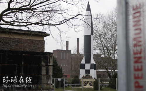 V2火箭重返诞生地
