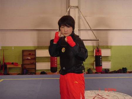 中伊散打对抗赛4月19日举行 中方52公斤张宇洁