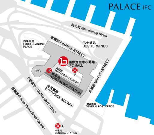 地图-PALACE IFC