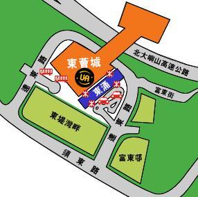 地图-UC东荟城