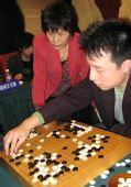 图文:天元战决赛第三局 获胜后古力宠辱不惊