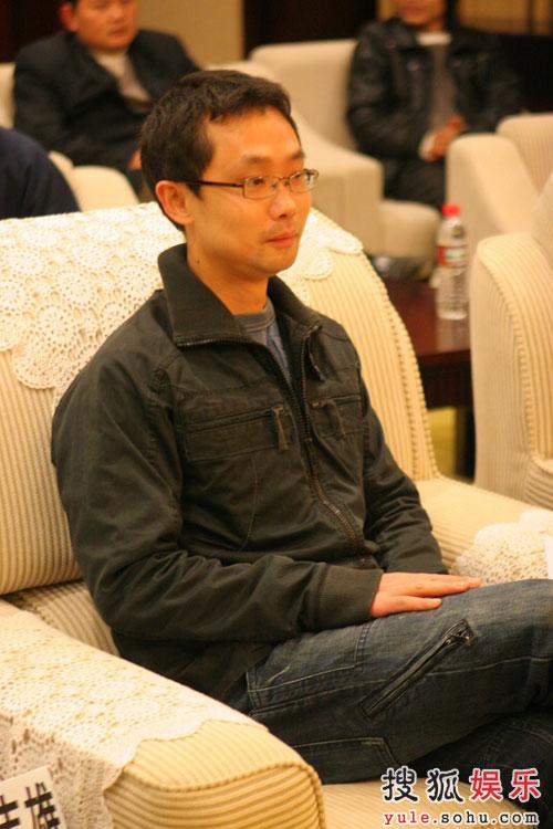 图:落户湖南卫视 《鲁豫有约》制片人曹志雄