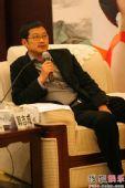 图:落户湖南卫视 凤凰卫视节目发展总监郭志成