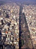 布宜诺斯艾利斯城市名片 七九大道
