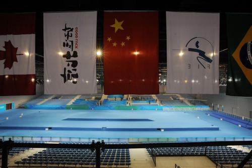 ...剑联世界锦标赛将在京举行.10日,新闻发布会在国家会议中心...