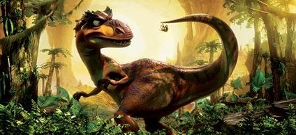 好莱坞频道 电影新闻    《冰河世纪3:恐龙的黎明》近日曝光了一款2