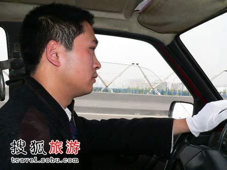 郑州出租车司机统一服装 备战旅交会