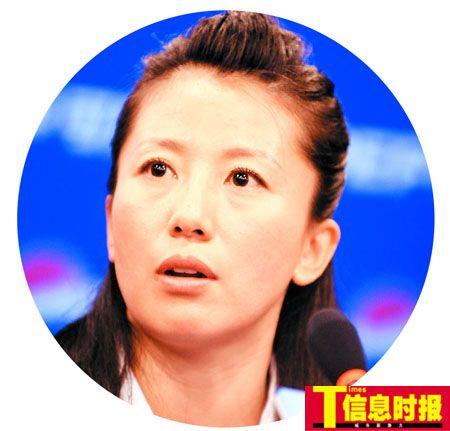 杨扬认为奥运会并非仅是运动员的事
