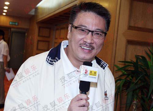 图:百位明星支持北京奥运 —— 吴孟达