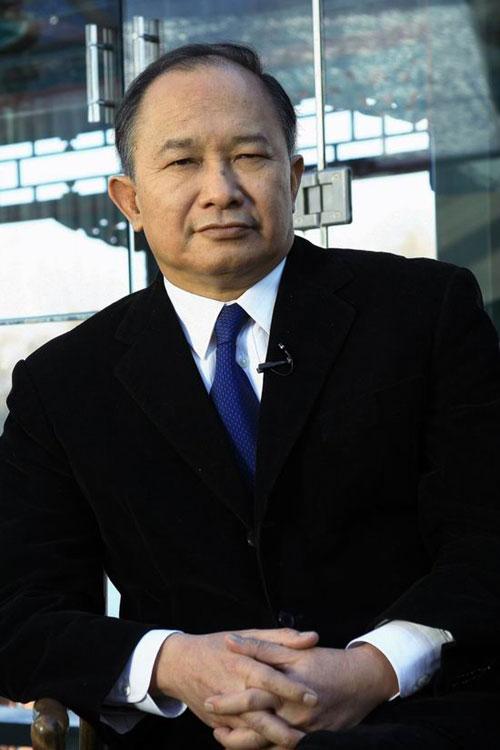 图:百位明星支持北京奥运 —— 吴宇森