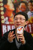 图:百位明星支持北京奥运 ―― 李樯