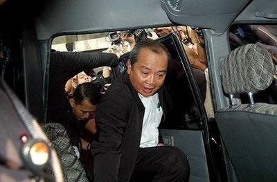 印尼中央银行行长巴哈奴丁·阿卜杜拉被捕