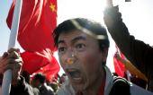 在美华人力挺北京奥运――正义的呐喊