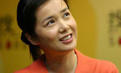 蒋雯丽:奥运会是所有中国人的大事