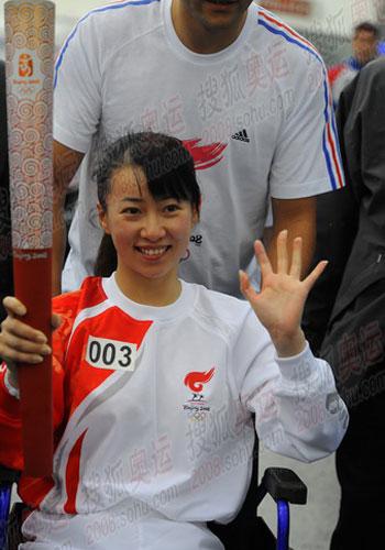 摄影/奥运官网记者 李东雷