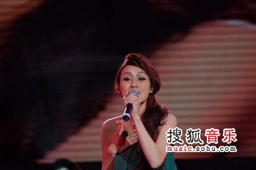 2007top排行榜精彩瞬间 范玮琪