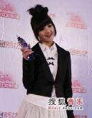 2007中国top排行榜领奖瞬间 郭静
