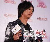 2007中国top排行榜领奖瞬间 杨培安