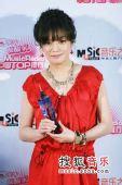 2007中国top排行榜领奖瞬间 赵薇