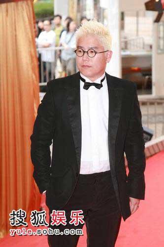 第27届香港电影金像奖红毯-首先出场